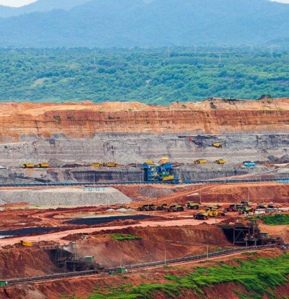Uso de agua en minería chile